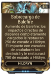 Sobrecarga de Balefire