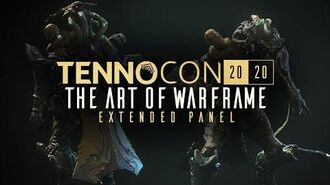 TennoCon 2020 - The Art of Warframe Panel (Extended)