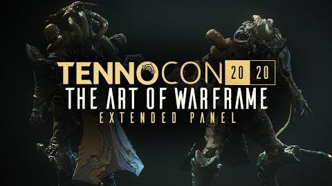 TennoCon 2020 - The Art of Warframe Panel (Extended)