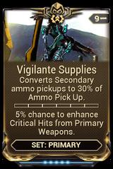 Vigilante Supplies