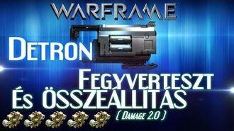 Warframe Beta - Detron (HD)(HUN)-0