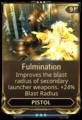 FulminationMod