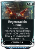 Regeneración Prime