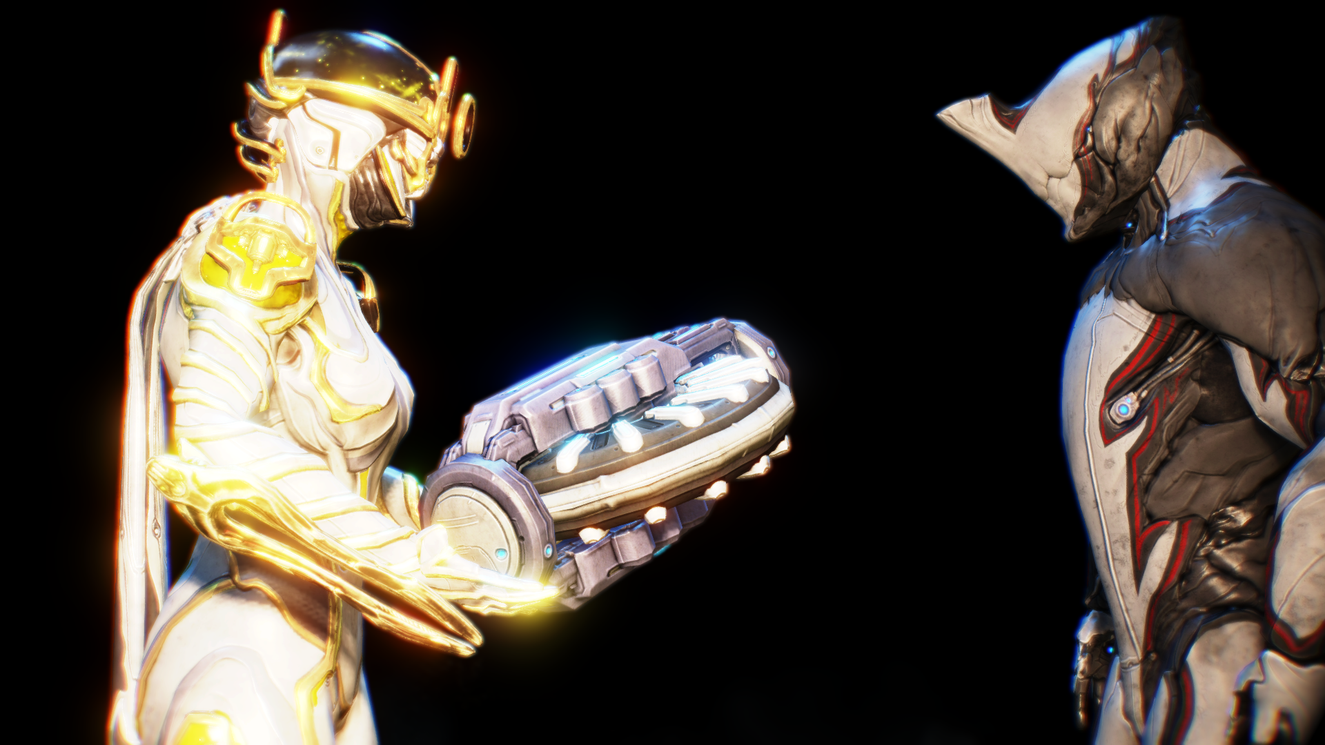how to trade in warframe