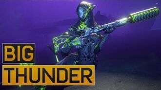 Warframe Drums Of Thunder! - The Fulmin