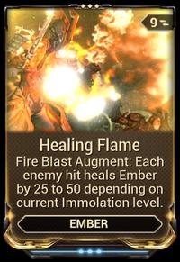 HealingFlameMod