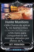 HunterMunitionsMod