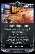 Hunter Munitions
