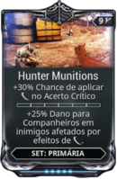 Hunter Munitions