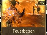 Feuerbeben