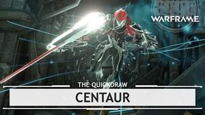 Warframe Centaur, Hung Like a Horse thequickdraw