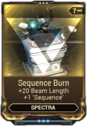 Sequence Burn