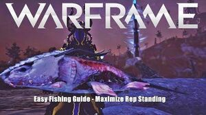 Warframe Plains of Eidolon Easy Fishing Guide to Maximize Ostron Standing