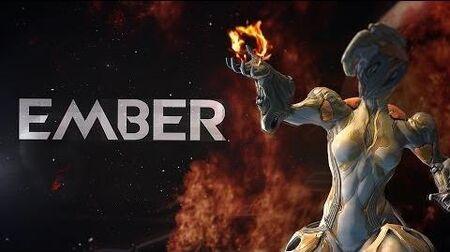 Warframe Profile - Ембер
