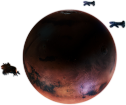 Марс вики