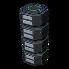 Contenedor de almacenamiento Corpus raro