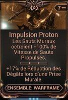 Impulsion Proton