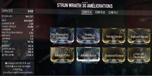 Strun wraith