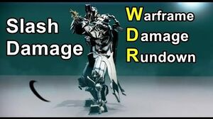 WDR 3 Slash Damage (Warframe)