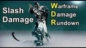 WDR 3 Slash Damage (Warframe)