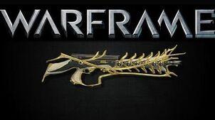Warframe Boltor Prime