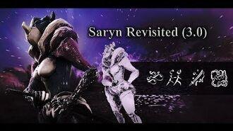 WARFRAME - Saryn Revisit (3.0) Testing Various Weapons