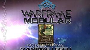 Modular (Warframe) E4 - Energy Leech