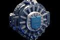 Restaurador de escudos de escuadrón pequeño