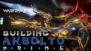 Warframe - Akbolto Prime - 1 Forma Build