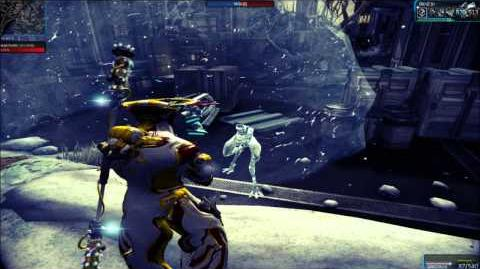 Warframe Frost's Freeze