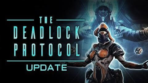 Warframe The Deadlock Protocol Update Trailer - Available Now!