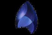 Azurite-Träne