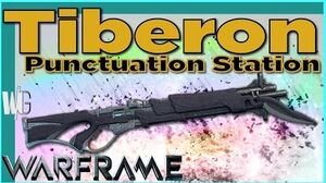 TIBERON - Lots of Puncture Damage 3 forma - Warframe