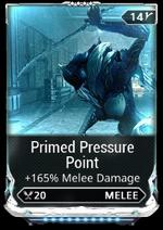 Primedpressurepoint