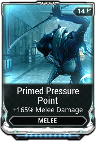 Primed Pressure Point | WARFRAME Wiki | FANDOM powered by Wikia