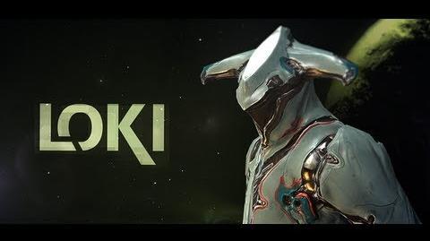 Warframe Profile - Loki