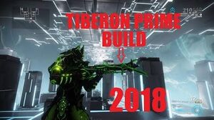 How to build Tiberon prime Warframe