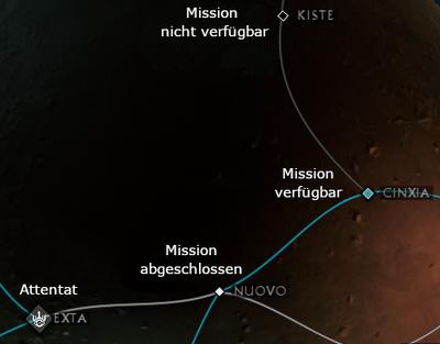 Missions-Knotenerklärung