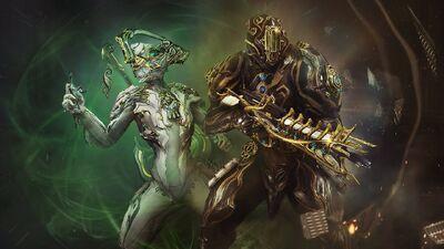 Rhino & Nyx Prime Unvaulting
