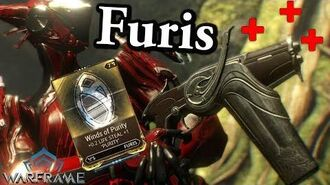 Warframe - Furis (2 Forma Build)