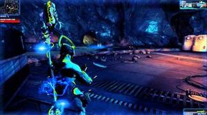 Warframe Nyx's Psychic Bolts