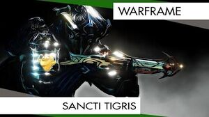 Warframe Sancti Tigris New Loka Syndicate Shotgun