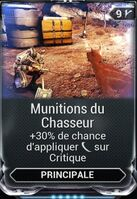 Munitions du Chasseur
