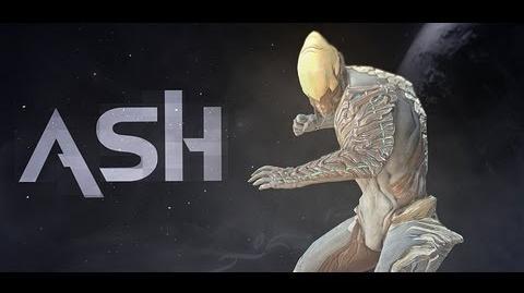 Warframe Profile - Ash-0