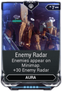 Enemy Radar