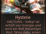 Hysterie (Haltung)