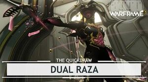 Warframe Dual Raza, & A Bunch of Other Dirty Tricks thequickdraw