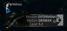 Mission infobox