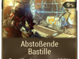 Abstoßende Bastille