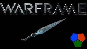 Warframe Dark Sword